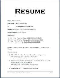 Student Resume Format Hudsonhs Me