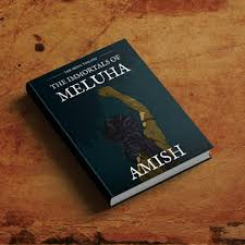my take on amish tripathi s the immortals of meluha a book cover ilration by danish shaikh the dysco blurb