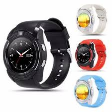 New V8 Bluetooth Smart Men Women Sport Watch Phone ... - Vova