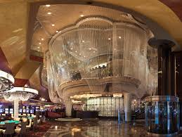 Gallery Of The Cosmopolitan Of Las Vegas Interior Rockwell Group 1