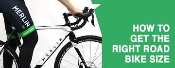 road bike size guide follow our