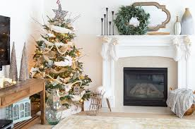 white and gold fireplace decoration