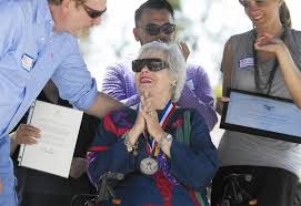 At 90, Norma Gibbs is still putting her stamp on H.B. - Hartford Courant