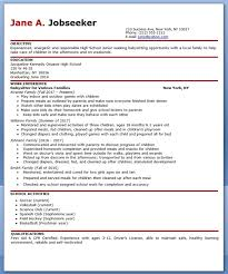 Babysitter Resume Sample Template Fascinating Babysitting Resume Templates Musiccityspiritsandcocktail