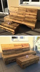Wood pallet furniture ideas Patio Pallet Outdoor Furniture Ideas Scoopit 31 Best Low Price Wood Pallet Bench Furniture Ideas Sensod