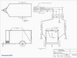 5 wire trailer wiring diagram awesome big tex for