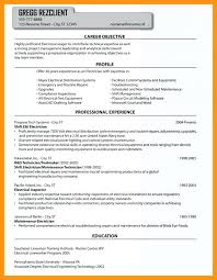Sample Resume For Electrician Enchanting Journeyman Resume Journeyman Resume Apprentice Lineman Resume