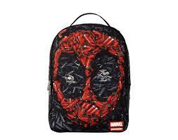 Сумка или <b>рюкзак Sprayground</b> Deadpool Mask Black/Red ...