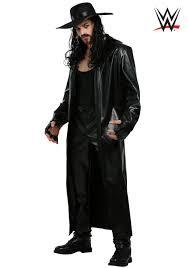 plus size wwe undertaker costume