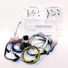 1962 65 chevy ii nova gauge wiring harness 140 62 5200 nova wiring harness Nova Wiring Harness #46