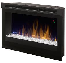 dimplex in contemporary electric fireplace insert  dfrg