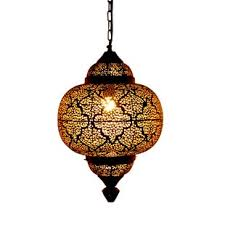 morrocan style lighting. Moroccan 1-Light Novelty Pendant Morrocan Style Lighting I