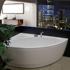homeward bath 2 person corner rounded whirlpool bathtub ideas