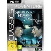 Sherlock Holmes contre Jack l'ventreur (jeu vido