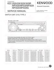 kenwood kdc mp3029 manuals kenwood kdc mp3029 service manual