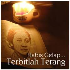 Image result for r.a kartini belajar