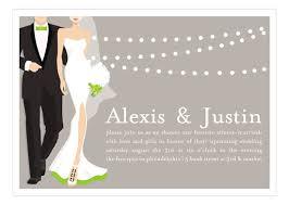 Couple Wedding Shower Invitations Green Glamour Couple Wedding Shower