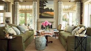 southern living room designs