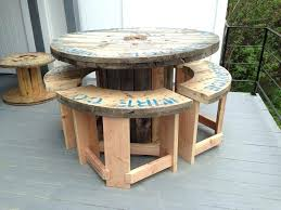 electrical spool table wooden wire spool tables google search more electrical cable spool table electrical spool table awesome electric wire