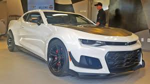 Chevrolet Reveals Camaro ZL1 1LE, Surely the Fastest-Lapping ...