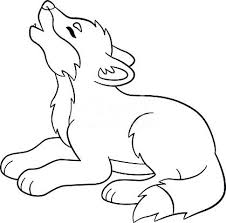 Cute Wolf Coloring Pages Download Free Printable And Coloring Pages
