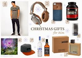 Christmas Gift Ideas Men Or By Christmas Gifts List For Him Men ...