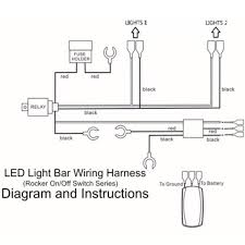 vision x led wiring diagram wiring diagrams best vision x led light bar also 12 volt led light wiring diagram led rocker switch wiring