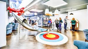google office in uk. Ultra Cool Office Spaces That You Will Want To Work In (9) Google Uk