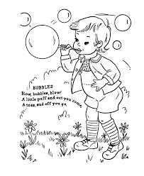 c47046e5ff6517d04a458500fa333ed2 nursery rhyme coloring page rain coloring books and embroidery on nursery rhyme printable books