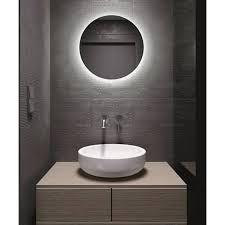 acb bari 60cm led ip44 round bathroom