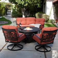 Best Patio Sets with Fire Pit Table Qmrcb formabuona