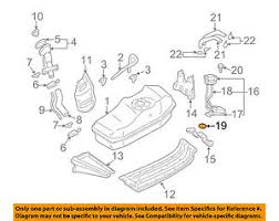 nissan oem fuel system gas fuel tank sending unit o ring 1734201a00 Willys Fuel Sending Unit Wiring at Fuel Tank Sending Unit Diagram
