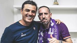 Montella hails 'extraordinary' Ribery after Fiorentina move