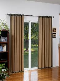 Awesome Blinds For Sliding Glass Doors Alternatives To Vertical Blinds Sliding  Door Window Treatments Pictures