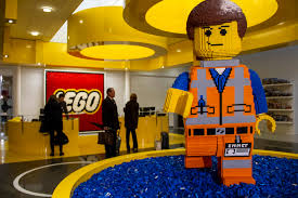 lego head office. Lego Head Office E