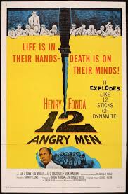 talking about organizations 12 angry men directed by sidney lumet is one of the major milestones of film history it dates back to 1957 and tells the story of a jury