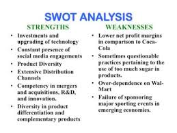 Swot Analysis Example Delectable PepsiCo Assignment SWOT ANALYSIS YouTube
