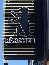 barchen beer garden look for the bear