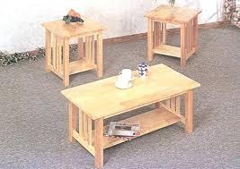 wood coffee table set. Oak Coffee Table Set Light Wood Sets For Sale On Gumtree .