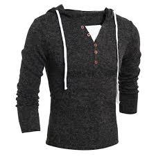 2019 <b>ZOGAA Brand</b> New Men'S Long Sleeve Sweaters <b>Fashion</b> ...