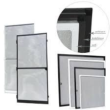 Fliegengitter Fenster Masse Moskitonetz Für Fenster 130 X 150 Cm