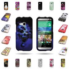 For HTC One Remix / Mini 2 Snap-on Case ...