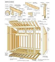 cmpl wooden shed plans australia
