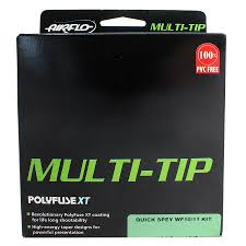 Airflo Spey Line Chart Airflo Tactical Quick Spey Multi Tip Kit