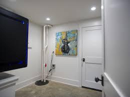 Solving Basement Design Problems HGTV - Hgtv basement finished basement floor