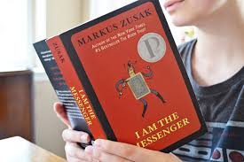 book review i am the messenger the pioneer w