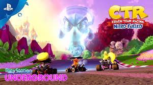 Crash Team Racing Nitro-Fueled - Adventure Mode Gameplay ...