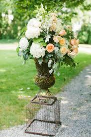 Photostory Wedding Flower Centerpieces