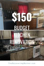 Kitchen Cabinets Update Ideas On A Budget