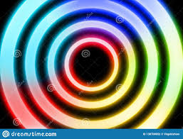 Neon Lights And Other Discharge Lamps Neon Lighting Tubes Sealed Glass Stock Photo Image Of Emit